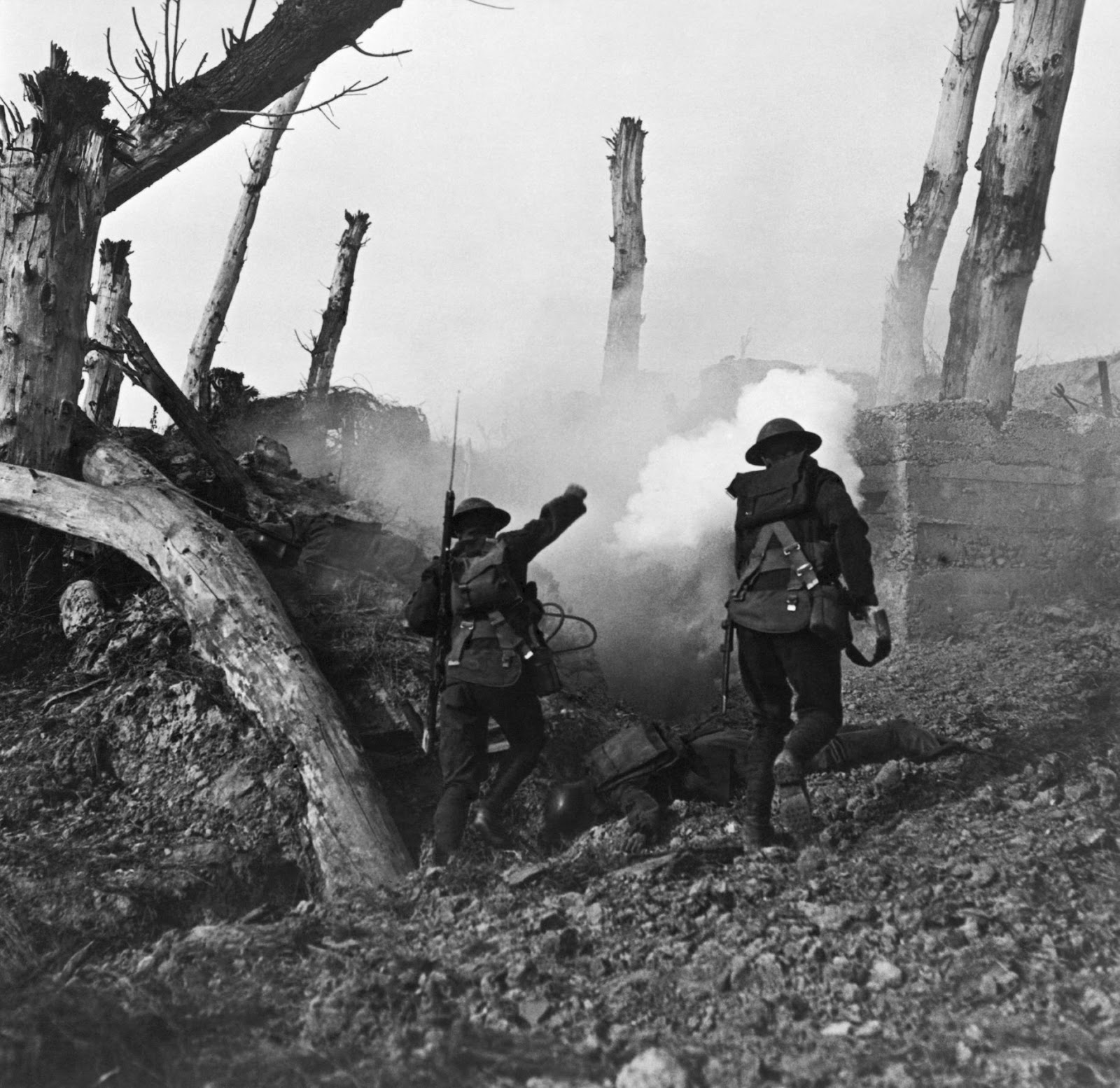 History In Photos World War I