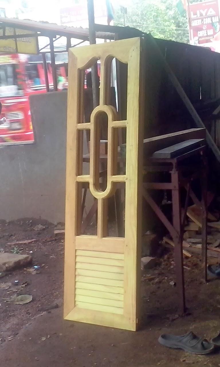 Wooden Door Window Designs India