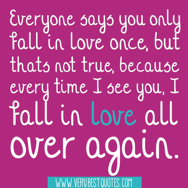 Love Sweet Quotes For Him: Cute Love Quotes