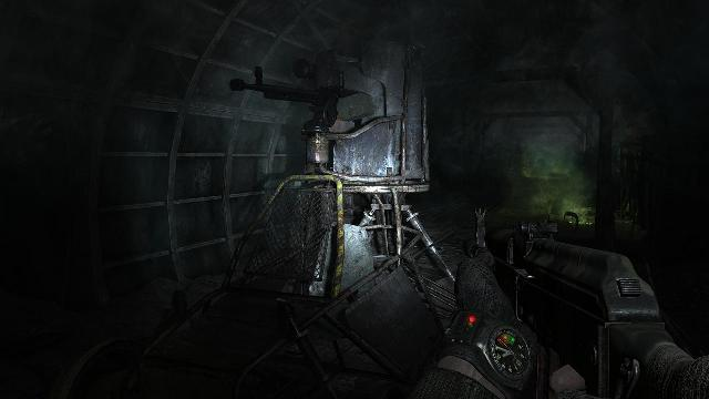 Metro 2033 PC Games Gameplay