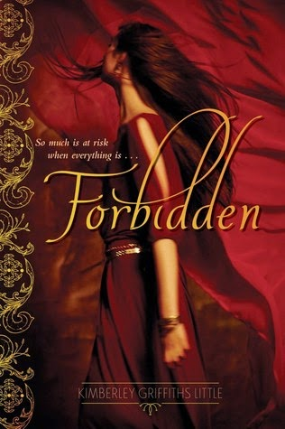 FORBIDDEN by Kimberley Griffiths Little‏ with a HIGE GIVEAWAY!!