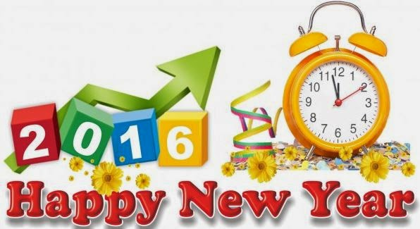 Happy New Year 2016 Wishes SMS Wallpapers