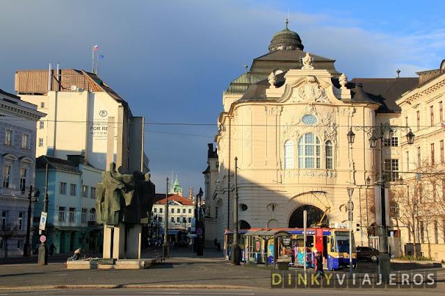 Plaza de Ludovít Stur