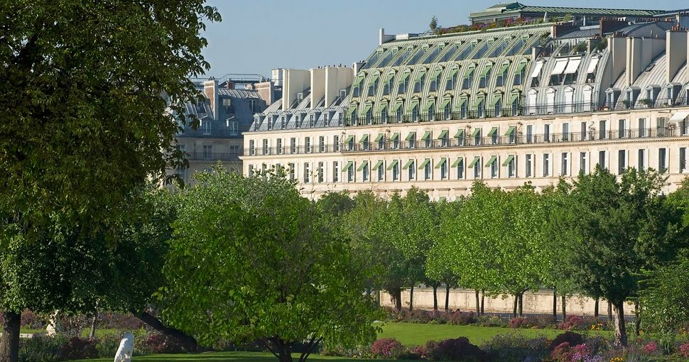 Passion For Luxury Le Meurice Paris