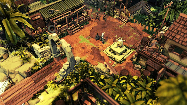 Jagged Alliance Rage PC Full Imagenes