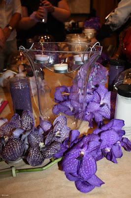 Porte-bougies à réchaud évasé Clearly Creative Elégance