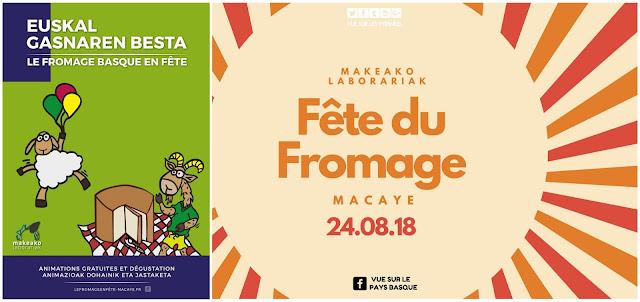 Le Fromage Basque en Fête Macaye 2018