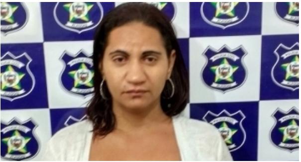 Mulher é presa após atear fogo na casa de amante, em Traipu