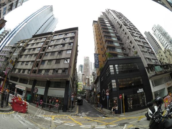 Exploring Central: Lan Fong Yuen and Tai Cheong Bakery