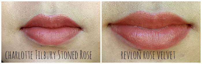 BLOGMAS | Day 10: Charlotte Tilbury vs Revlon Lipsticks ...