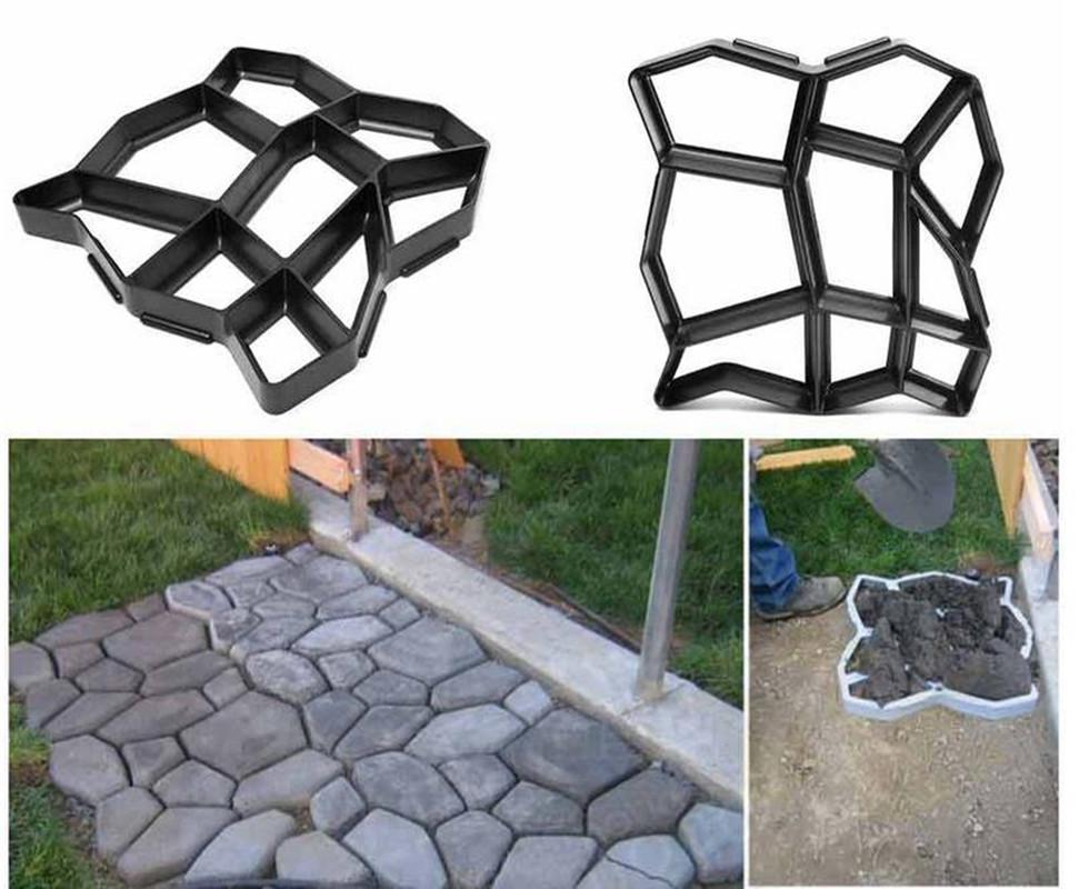 30 Gambar Cetakan Paving Block Unik Terbaru - Model Desain Rumah Minimalis