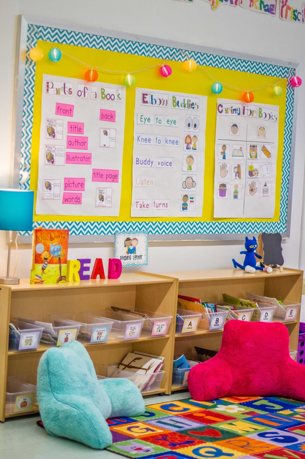 Kinder Garden: Mrs. Ricca's Kindergarten: Finally...Classroom Reveal