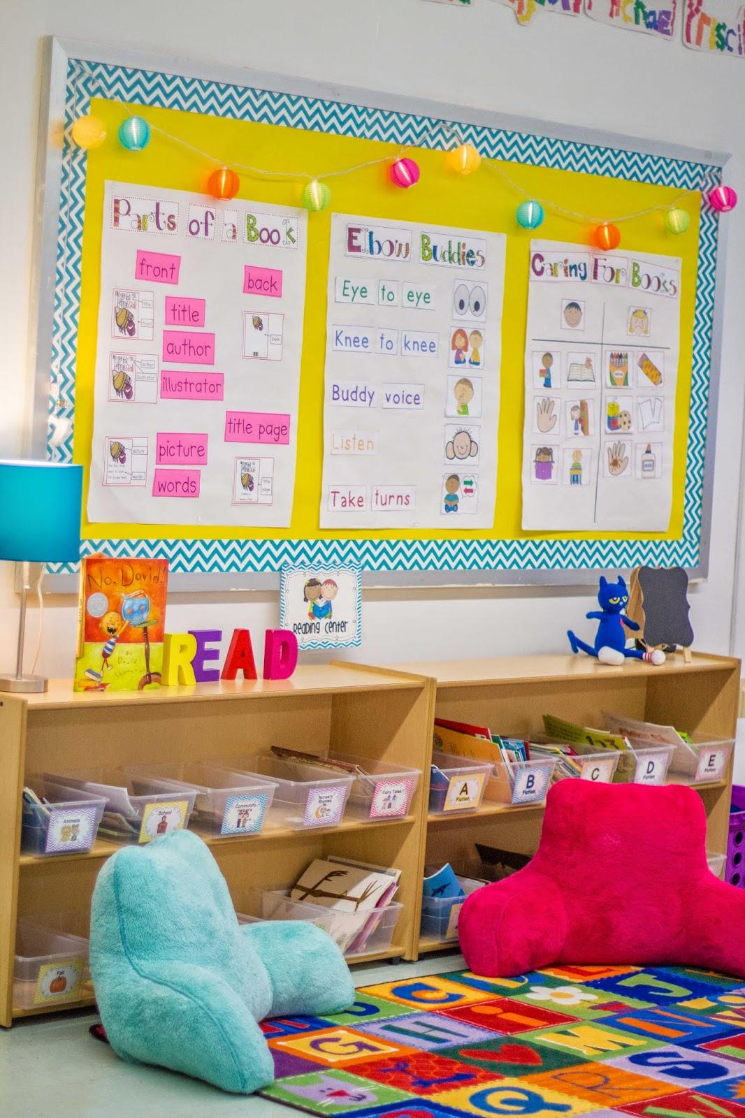 Mrs Ricca S Kindergarten Finally Assroom Reveal
