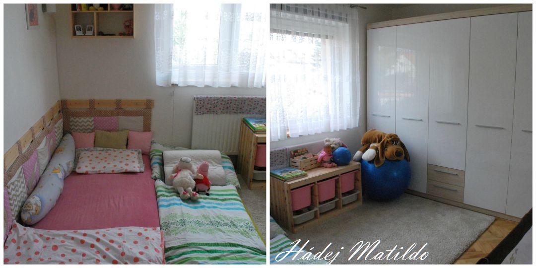 dětský pokojíček, pokojíček pro holčičku, inspirace