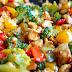 Rychlé zeleninové stir-fry