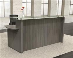 Driftwood Reception Desk