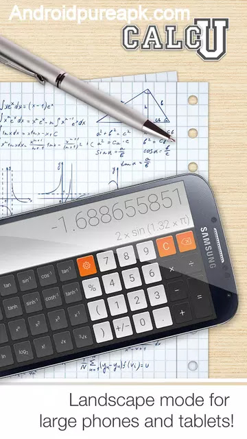 CALCU™ Stylish Calculator Free Apk Download Premium
