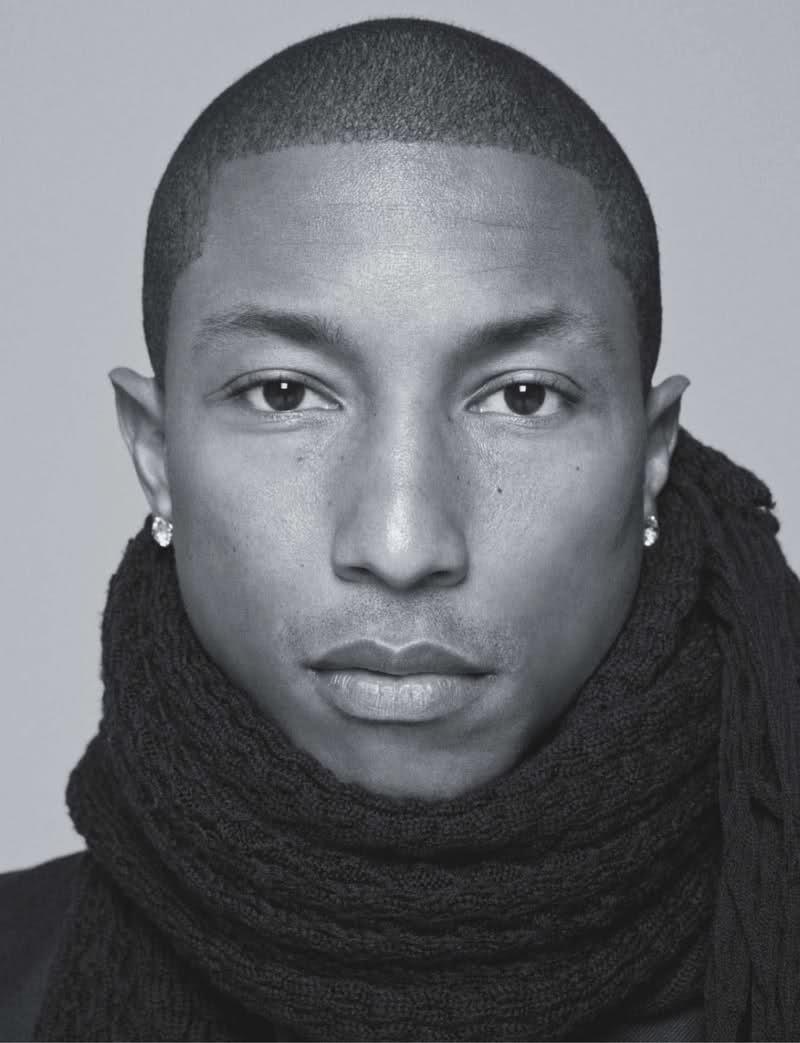 Pharrell Williams 1980 Wassup Man: Sty...