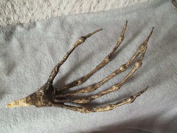 Crafty ' Give Dementor Hand