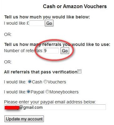 freebiejeebies offers ofertas free prémios ganha referidos referrals