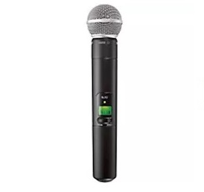Best from Shure: Shure SLX2 SM58