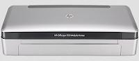 HP Officejet 100 L411a mobile printer