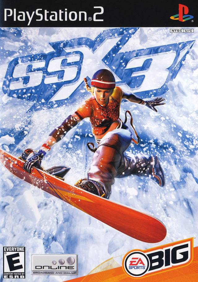 SSX3 - SSX3 | Ps2