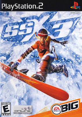 SSX3   Ps2