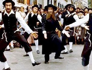 Jákob rabbi kalandjai jelenet 1973