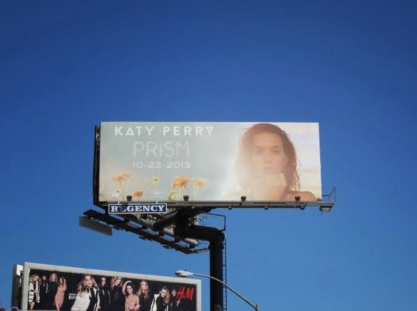 Katy Perry Prism billboard
