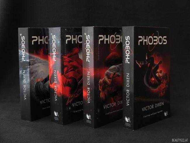 victor dixen saga phobos avis
