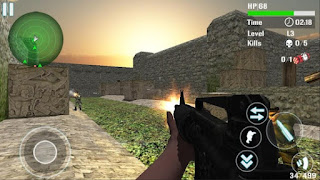 All Strike 3D Mod Apk Unlimited Ammo