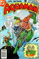 Aquaman v1 #61 dc 1970s bronze age comic book cover art