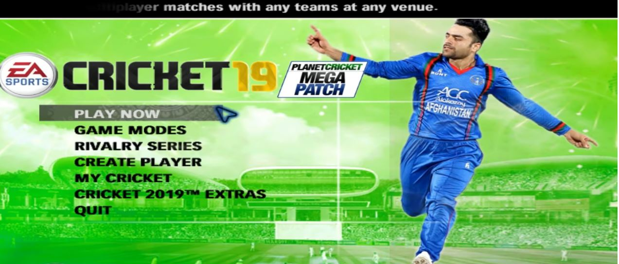 Ea Sports Cricket 19 Icc World Cup 2019 Mega Patch Is Here