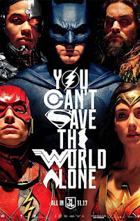 Justice League (2017 film) movie review