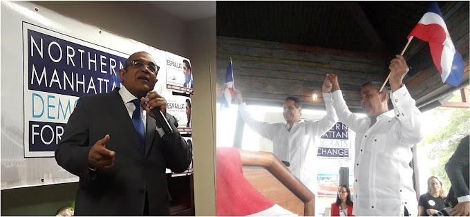 Dirigente demócrata destaca apoyo masivo de dominicanos a reelección del gobernador de Nueva York