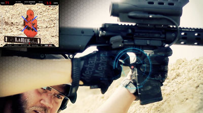 Video Ini Tunjukkan Google Glass Dipakai Oleh Sniper