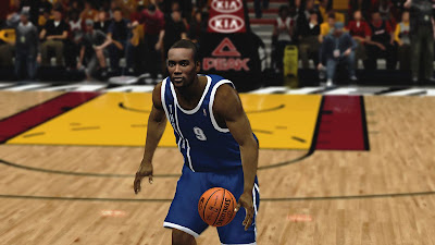 NBA 2K13 Serge Ibaka OKC Playoffs Player Update