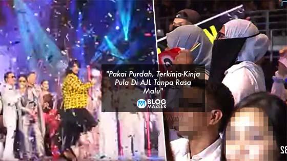 """""""Pakai Purdah, Terkinja-Kinja Pula Di AJL Tanpa Rasa Malu"""" - Netizen Kecam Beberapa Insiden Yang Tidak Sepatutnya Berlaku Di AJL32"""