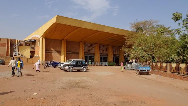 In Ouagadougou