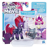 My Little Pony the Movie FiM Collection Grubber and Tempest Shadow
