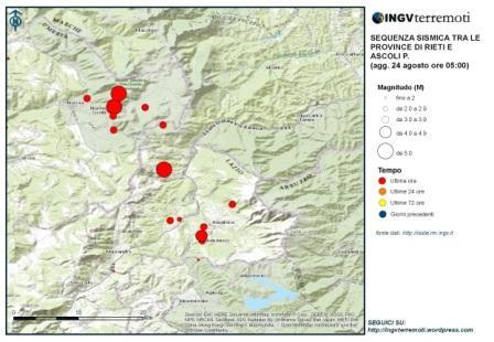 L'Italia dei terremoti. Quali rischi per la Romagna?