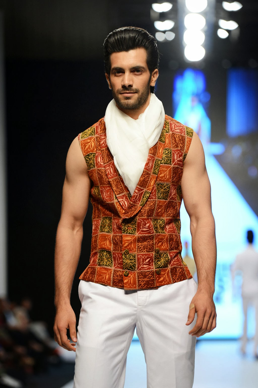 Arsalan & Yahseer at Fashion Pakistan Week 2013
