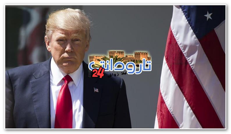 """تارودانت24 _ ترامب يتوعد بـ""""عقاب شديد"""" إذا ثبت تورط السعودية باختفاء خاشقجي"""