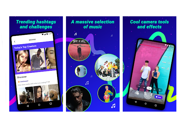 Facebook Lasso app for Android and iOS released, Create and share short videos with fun effects