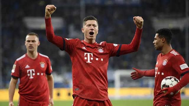 Bayern Munich vs Stuttgart