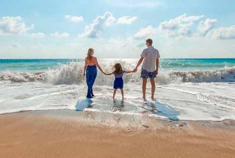 5 consejos para unas vacaciones saludables