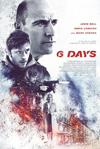 6 Days (BRRip 720p Ingles Subtitulada) (2017)