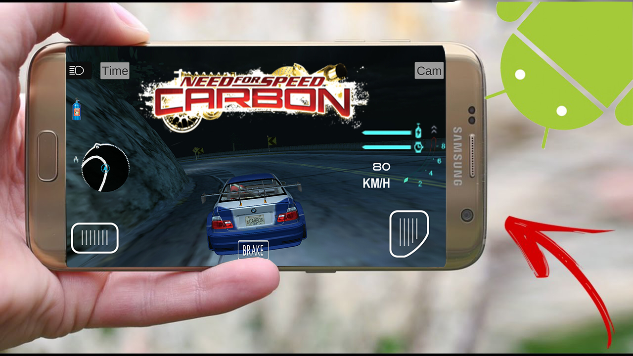 Need For Speed Carbon Para Android Beta Apk Maicon Droid