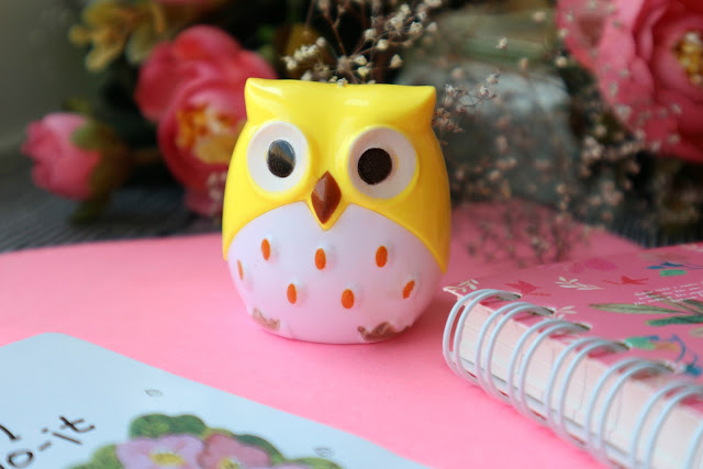 Sweet Owl Pencil Sharpener